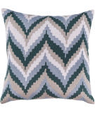 Surya Ikat Chevron Pillow Ar-053