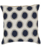 Surya Ikat Dots Pillow Ar-088