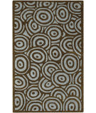 Surya Artist Studio ART-81 Brown Spa Blue Area Rug