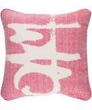 Surya Bristle Pillow Bt-001 Pink