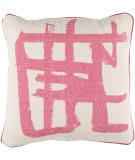Surya Bristle Pillow Bt-005 Pink