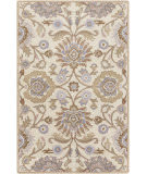 Custom Surya Caesar CAE-1109 Antique White Area Rug