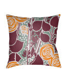 Surya Chinoiserie Floral Pillow Cf-025