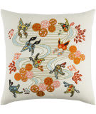 Surya Chinese River Pillow Ci-001