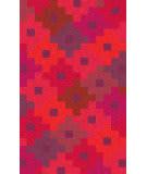 Surya Cosmopolitan COS-9232 Pink / Violet (purple) Area Rug