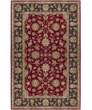 Custom Surya Crowne CRN-6013 Burgundy Area Rug