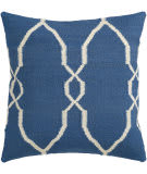 Surya Pillows FA-021 Blue/Ivory