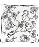 Surya Egrets Pillow Fbe-003