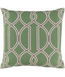 Surya Pillows FF-003 Lime/Gray