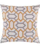 Surya Pillows FF-009 Gold/Gray