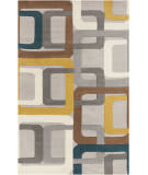 Surya Forum Fm-7159 Teal Blue Area Rug