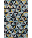 Surya Frontier FT-549 Slate / Gold / Teal Area Rug