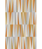 Surya Frontier FT-580 Gray / Green / Orange Area Rug