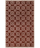 Surya Goa G-5105 Red Clay Area Rug