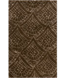Surya Henna HEN-1004 Chocolate Area Rug