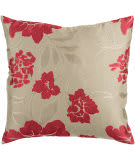 Surya Pillows HH-047 Cherry/Olive