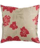 Surya Pillows HH-047 Cherry/Olive