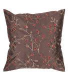 Surya Pillows HH-094 Chocolate