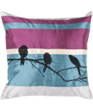 Surya Pillows HH-115 Eggplant/Teal