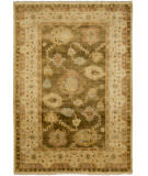 Surya Hillcrest HIL-9027 Olive / Yellow / Tan Area Rug