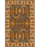 Surya Jewel Tone II JTII-2056 Dark Brown Area Rug