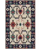 Surya Jewel Tone Ii JTII-2057 Navy / Pink / Blue / Green Area Rug