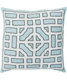 Surya Chinese Gate Pillow Ld-047