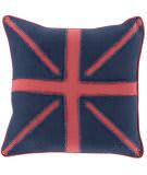Surya Linen Flag Pillow Lf-002