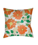 Surya Moody Floral Pillow Mf-035