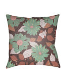 Surya Moody Floral Pillow Mf-038