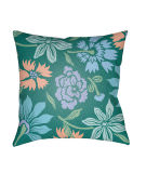 Surya Moody Floral Pillow Mf-044