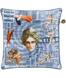 Surya Mind Games Pillow Mng-001