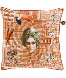 Surya Mind Games Pillow Mng-003