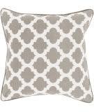Surya Moroccan Printed Lattice Pillow Mpl-008