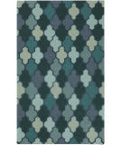 Surya Nia NIA-7000 Blue / Green Area Rug