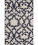 Surya Paddington Pdg-2009 Navy / Gray Area Rug