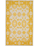 Surya Pazar Pzr-6007 Burnt Orange/ Sunflower Area Rug