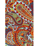 Surya Rain RAI-1160 Red Area Rug