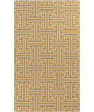 Surya Rain RAI-1189 Yellow Area Rug