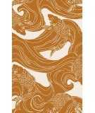 Surya Rain Rai-1253 Burnt Orange Area Rug
