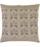 Surya Pillows SI-2013 Gray/Olive