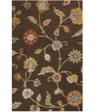 Surya Sprout Srt-2000 Chocolate Area Rug