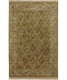 Surya Taj Mahal Tj-909 Brown / Green Area Rug
