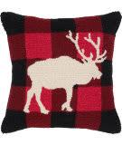 Surya Winter Pillow Wit-024  Area Rug