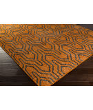 Surya Zahra ZHA-4017 Burnt Orange Area Rug