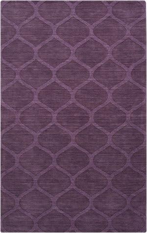 Purple Wool Rug At Rug Studio