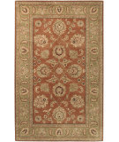 Surya Crowne CRN-6019 Dark Rust Area Rug