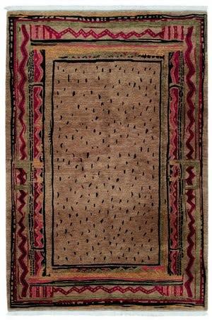 Tibet Rug Company 60 Knot Premium Tibetan Angola  Area Rug