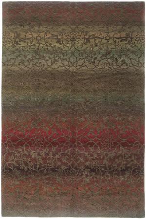 Tibet Rug Company 100 Knot Premium Tibetan Divine  Area Rug