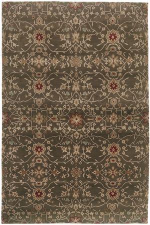 Tibet Rug Company 80 Knot Premium Tibetan Filigree  Area Rug
